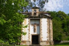 Ermita de Jesús del Monte en Praves