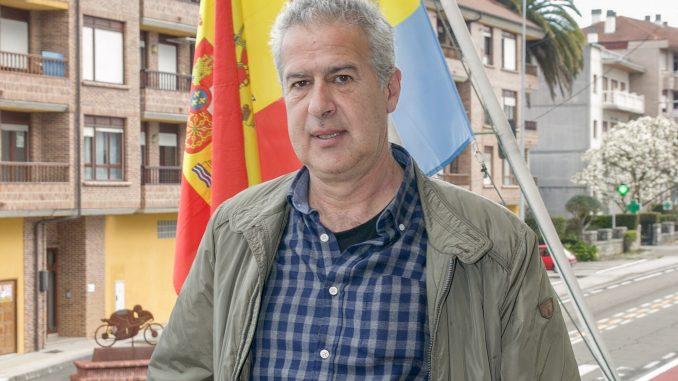alcalde de Hazas de Cesto, José María Ruiz Gómez (PRC),